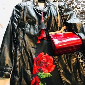 Cute black jacket black size small